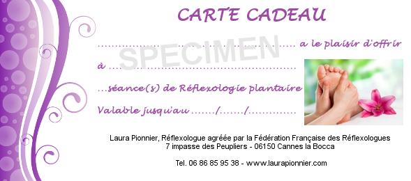 Laura Pionnier réflexologie plantaire